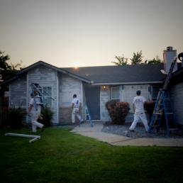 Painting Crew Boise B&K Painting