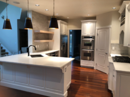 Refinishing Kitchen Cabinets Eagle Idaho