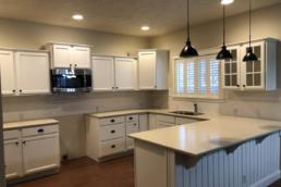 kitchen cabinets repainted refinished Boise Idaho eagle Idaho meridian idaho
