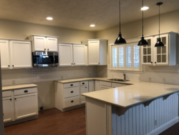 kitchen cabinets repainted refinished Boise Idaho eagle Idaho meridian idaho