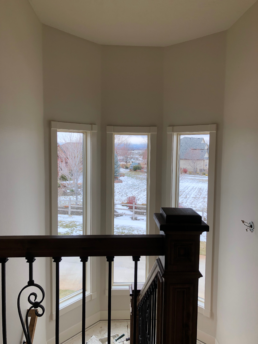 Interior Trim Repaint in Eagle Meridian Star Boise Idaho